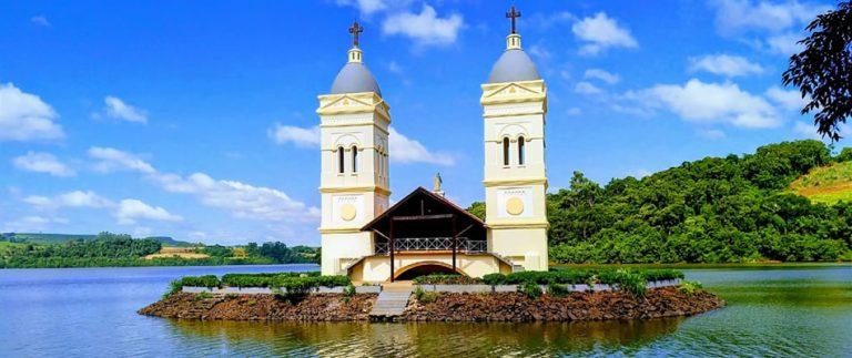 Prefeitura conclui restauração das Torres da Igreja submersa