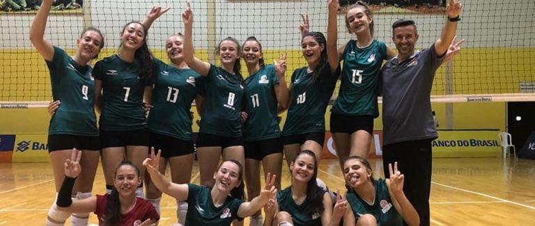 Atletas da AJOV estreiam no Campeonato Brasileiro com duas vitórias