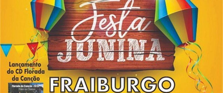Fraiburgo anuncia a programação da Festa Junina Municipal