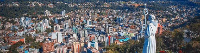 Joaçaba chega aos 30 mil habitantes, segundo IBGE