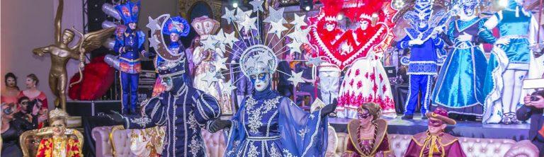 Baile de Máscaras comemora o amor em mais uma edição
