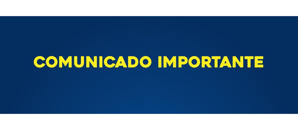 Prefeitura Joaçaba – Comunicado Importante