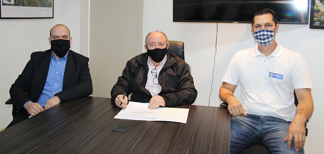 Novos secretários municipais são nomeados em Joaçaba