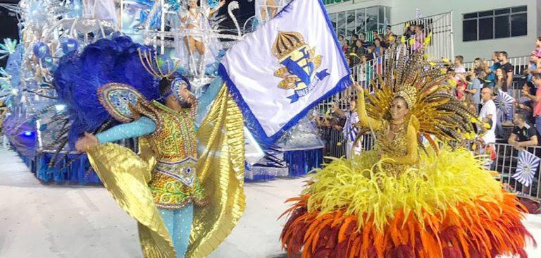 """Escola de Samba """"Vale Samba"""" tem nova Diretoria"""