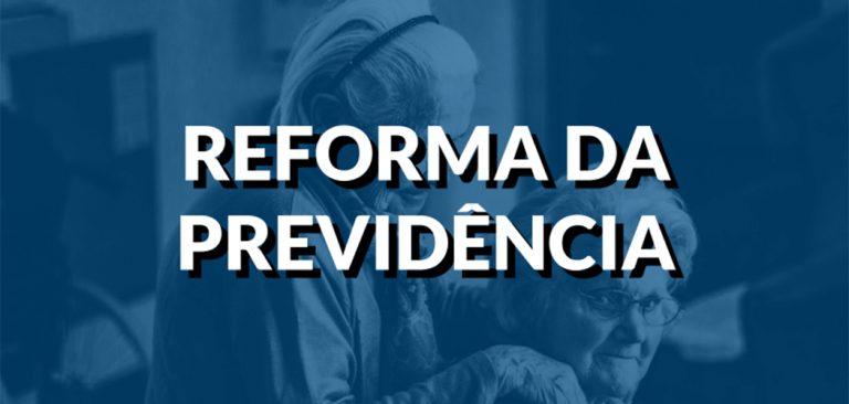 ACIOC assina documento pedindo Reforma da Previdência em Santa Catarina