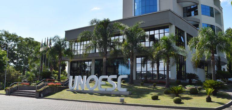 Confira as perspectivas e medidas quanto às aulas e atividades no segundo semestre na Unoesc