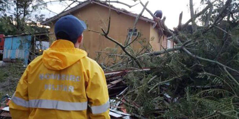 Ciclone em Santa Catarina: Prefeituras devem realizar cadastro
