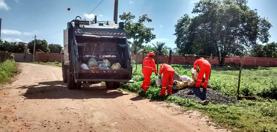 Pinheiro Preto inicia a cobrança de taxa de coleta de lixo na área rural