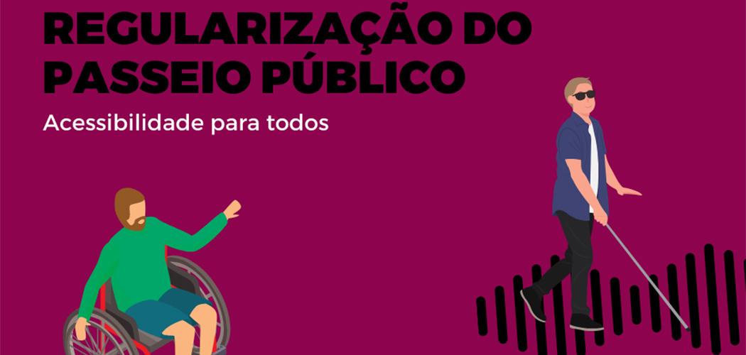Pinheiro Preto inicia a 3ª fase de regularização do passeio público