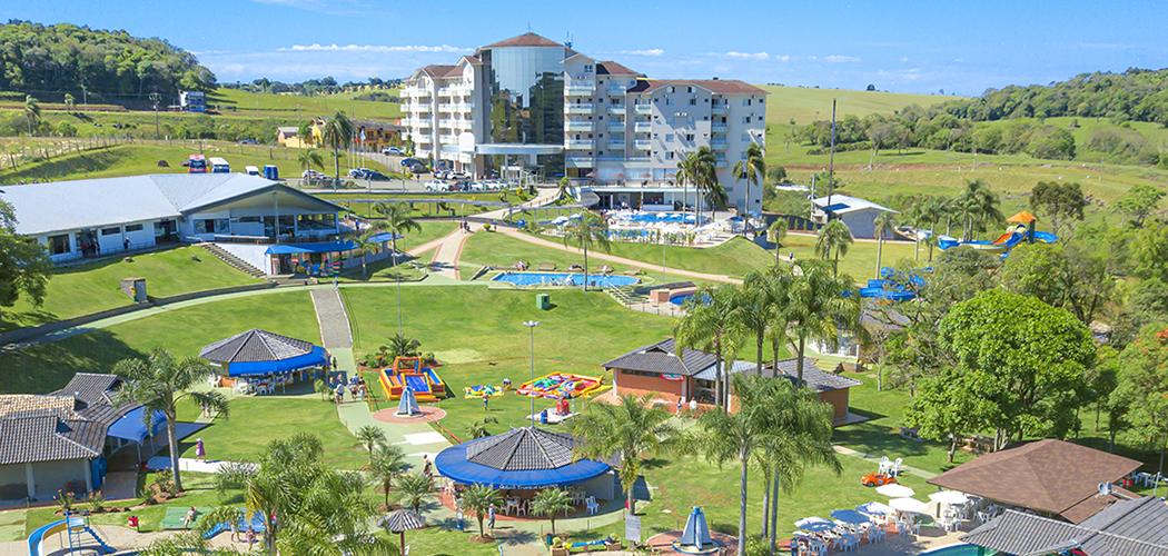 Machadinho Thermas Resort Spa conquista selo de Turismo Responsável, Limpo e Seguro