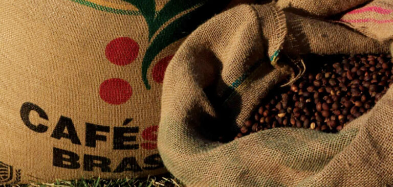 Brasil terá segunda maior safra de café em 2020