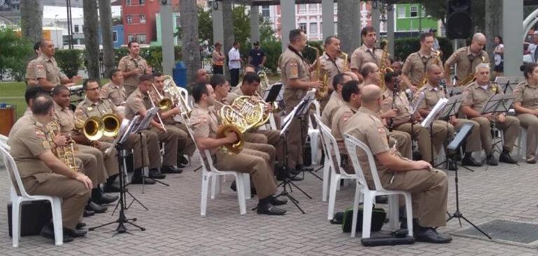 Banda de Música da PMSC completa 127 anos de história