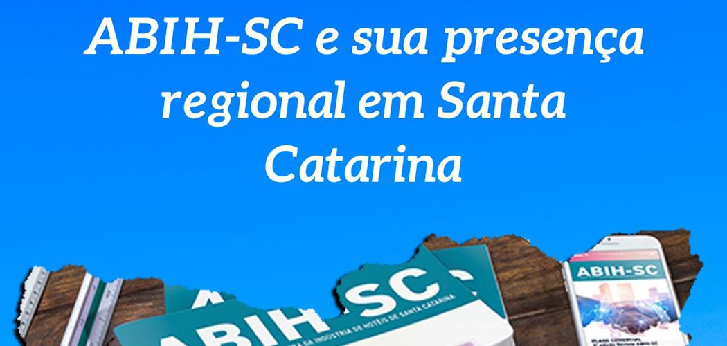 ABIH-SC e sua representatividade estadual