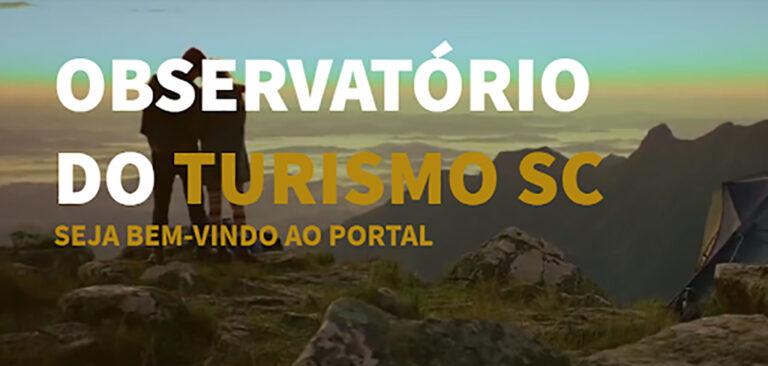 Santa Catarina: Fecomércio e Senac  lançam novo portal do Observatório do Turismo