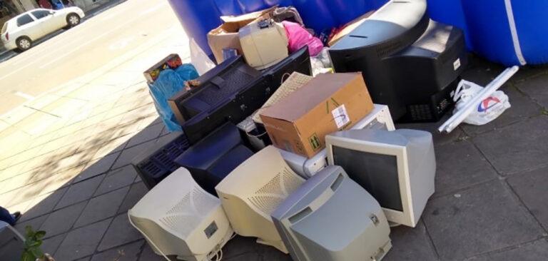 CDL/Joaçaba vai recolher lixo eletrônico no próximo sábado