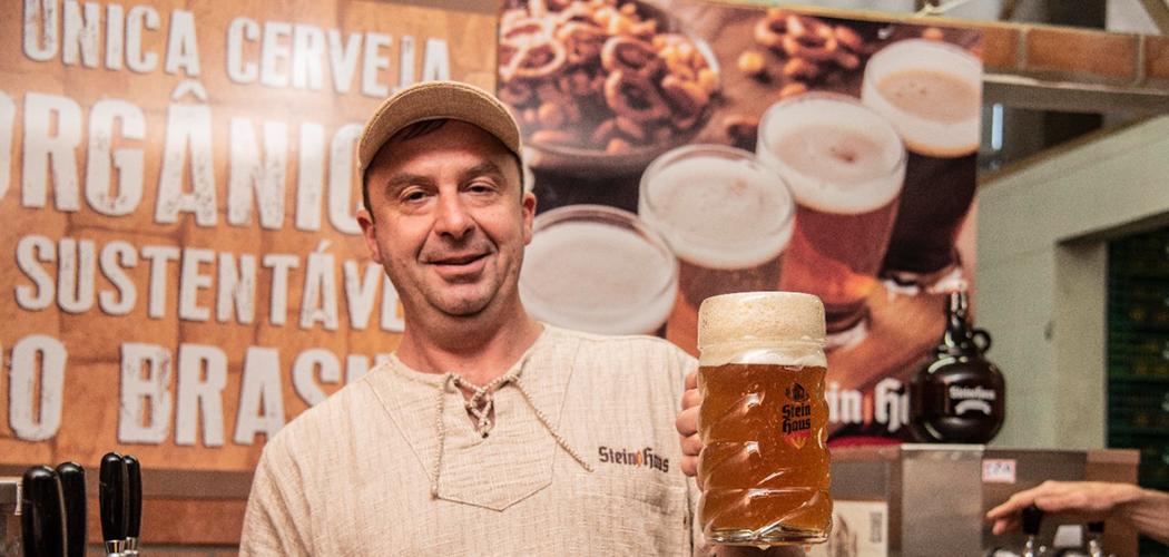 Festival Brasileiro da Cerveja, marcas orgânicas e sem glúten confirmam presença no evento