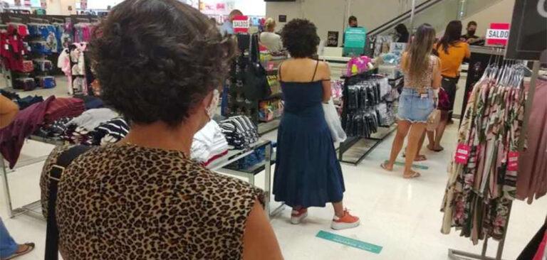 Santa Catarina: Inadimplência no comércio apresenta queda