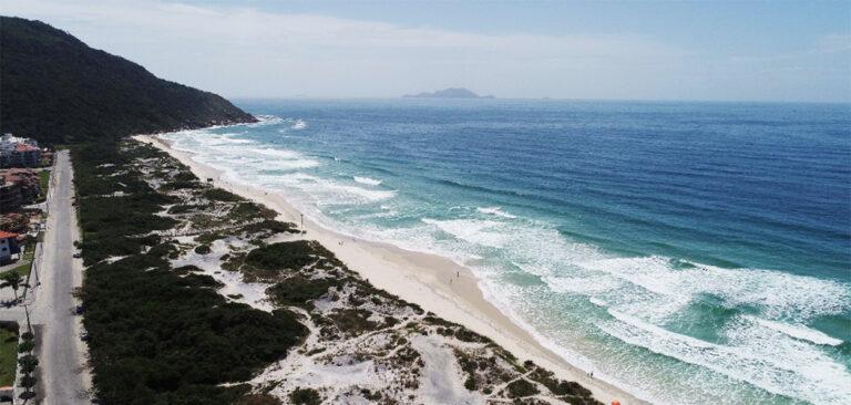 Santa Catarina tem mais de 70% das praias próprias para banho