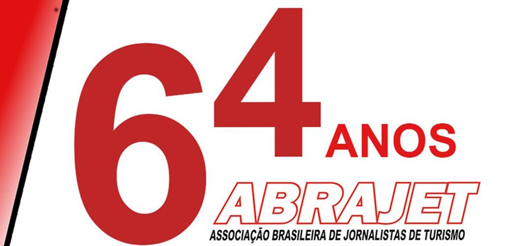 Associação Brasileira de Jornalistas de Turismo – ABRAJET está de aniversário