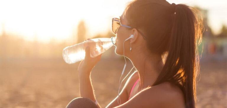 Hidratação: mantenha sua saúde nesse verão