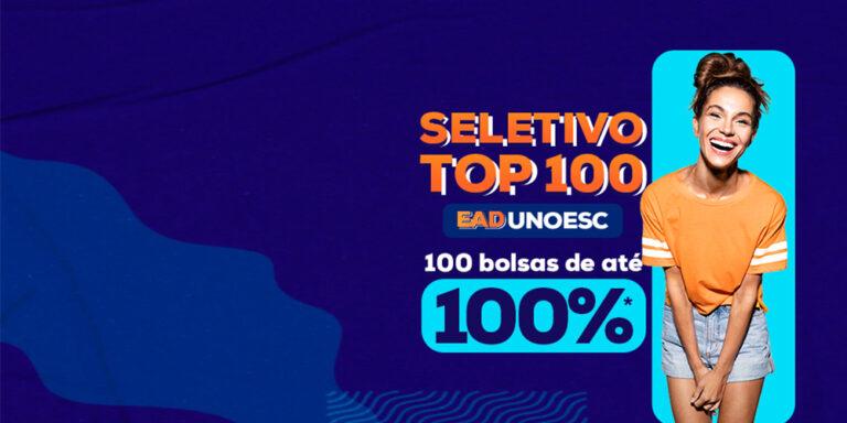 EAD Unoesc está com inscrições abertas e disponibiliza 100 bolsas de estudos