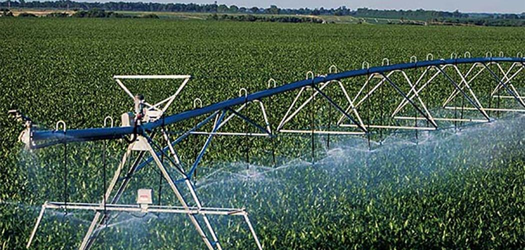 Irrigação cresce exponencialmente no Brasil