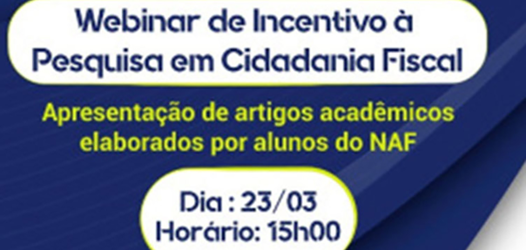 Boas práticas do NAF Unoesc serão apresentadas em evento nacional