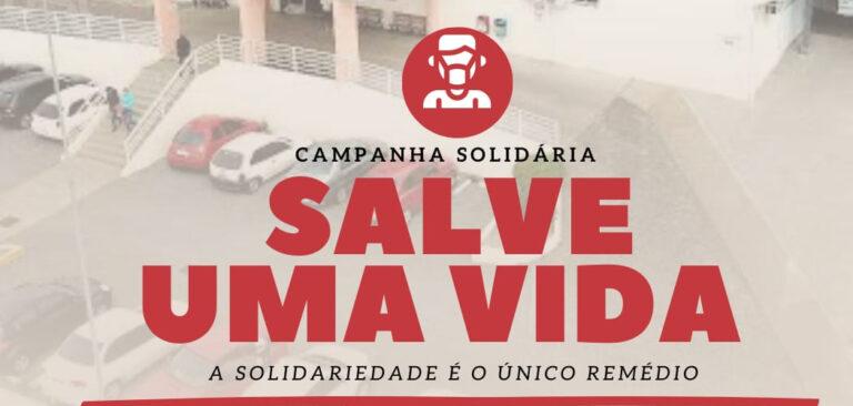 """ACIAF lança campanha """"Salve uma vida"""""""