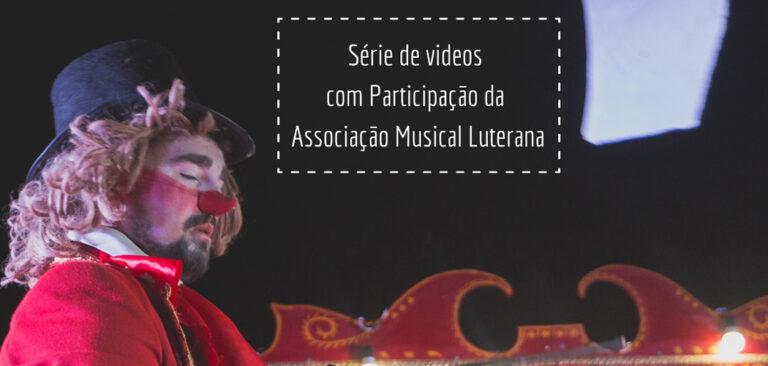 Orquestrando com Garçez, o Catedrático: projeto aprovado pela Lei Aldir Blanc abre o mês de apresentações culturais virtuais em Joaçaba