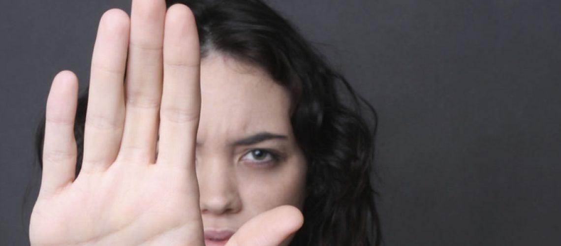 As denúncias contra violência a mulher aumentaram em 30% /Foto: Divulgação Internet