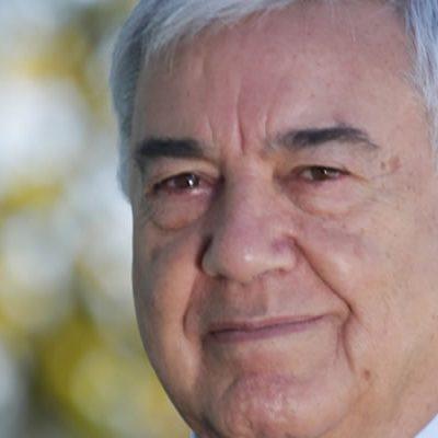 José Zeferino Pedrozo - Presidente da Faesc