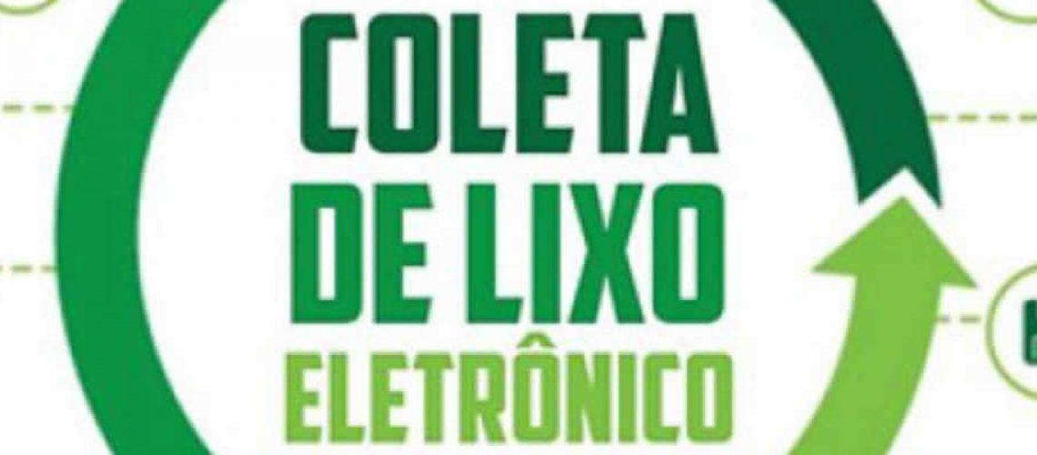 A Prefeitura de Pinheiro Preto lança a campanha de coleta de lixo eletrônico/Foto: Assessoria de Imprensa