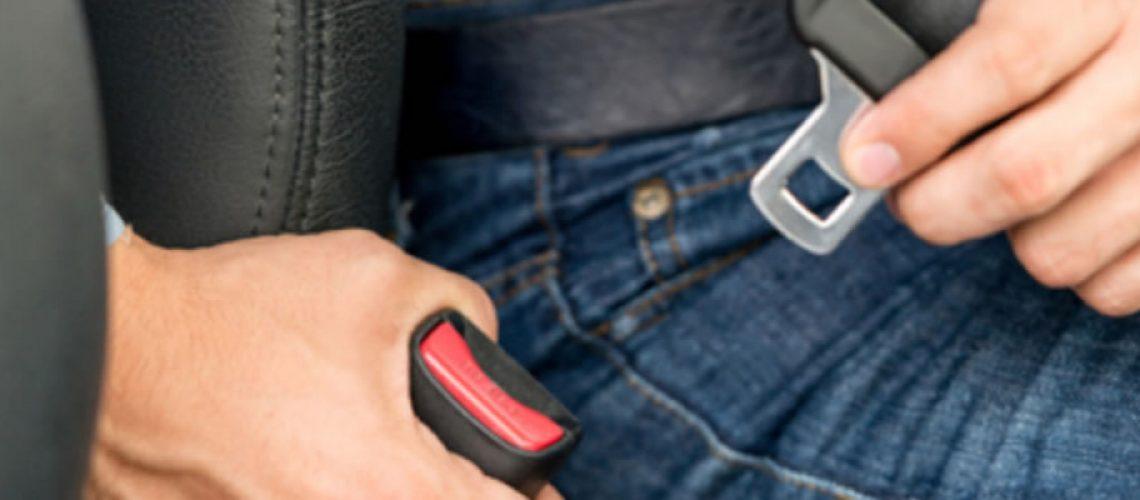 Apenas 29% dos passageiros utilizam o cinto de segurança adequada/Foto: Divulgação Internet