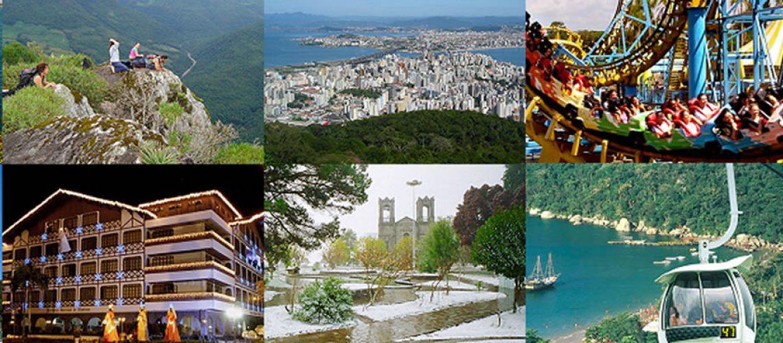Santa Catarina inova ao sistematizar demandas das 12 regiões turísticas/Foto: Divulgação Internet