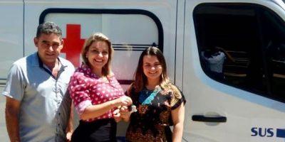 A Secretaria Municipal de Saúde de Vargem passa a contar com uma frota de 6 veículos/Foto: Assessoria de Imprensa