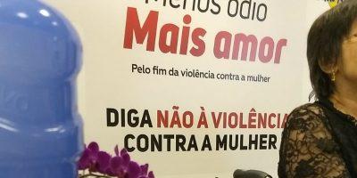 A farmacêutica bioquímica Maria da Penha Maia Fernandes