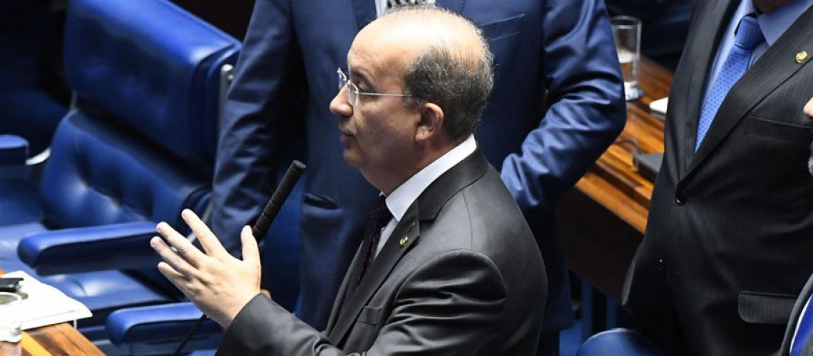 O senador Jorginho Mello comentou: Vou ajudar Santa Catarina e o Brasil a fazer as mudanças necessárias/Foto: Assessoria de Imprensa