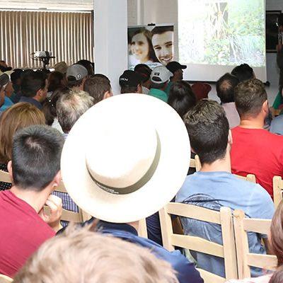 A programação de palestras e debates conta neste ano com o Fórum Mais Milho/Foto: Assessoria de Imprensa