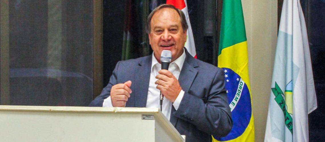 """O perfil de trabalho da AMLASC traz um benefício muito grande aos nossos municípios"""""""