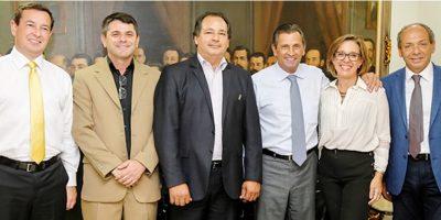 O grupo pediu o apoio da Assembleia na valorização do segmento mídia regional/Foto: Daniel Conzi