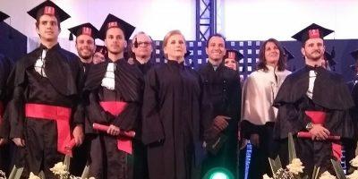 17 alunos foram diplomados/Foto: Assessoria de Imprensa