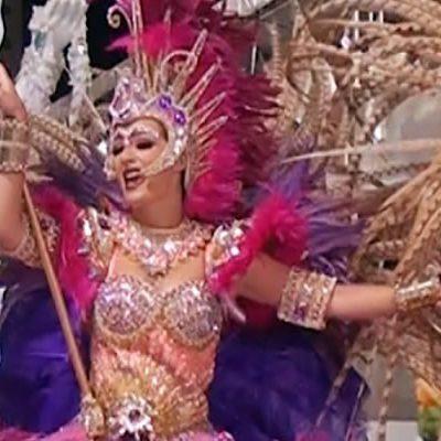 Considerado pela Riotur e pela Associação das Cidades Carnavalescas da América o 3º Melhor Desfile de Escolas de Samba do Brasil/Foto: Bom dia SC
