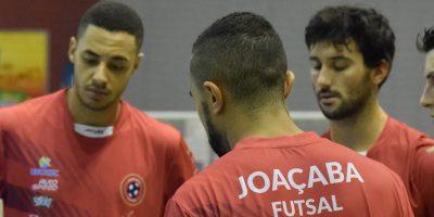 Joaçaba recebe o Atlântico neste sábado para o primeiro amistoso do ano/Foto: Assessoria de Imprensa