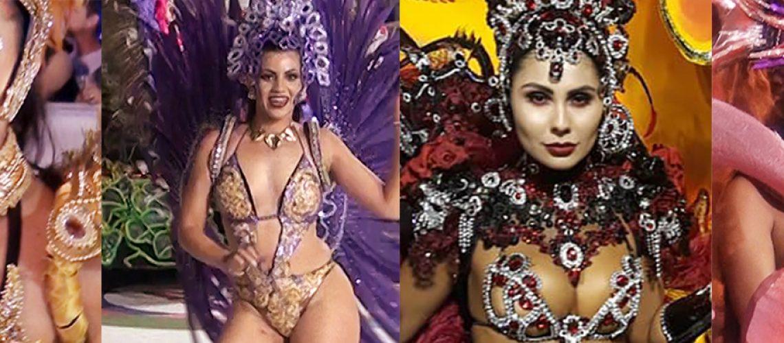 Um dos maiores carnavais do Sul do Brasil levou para passarela do samba mais de 15 mil pessoas/Foto: Bom Dia SC