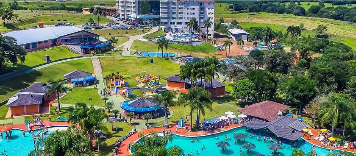 No Machadinho Thermas Resort Spa