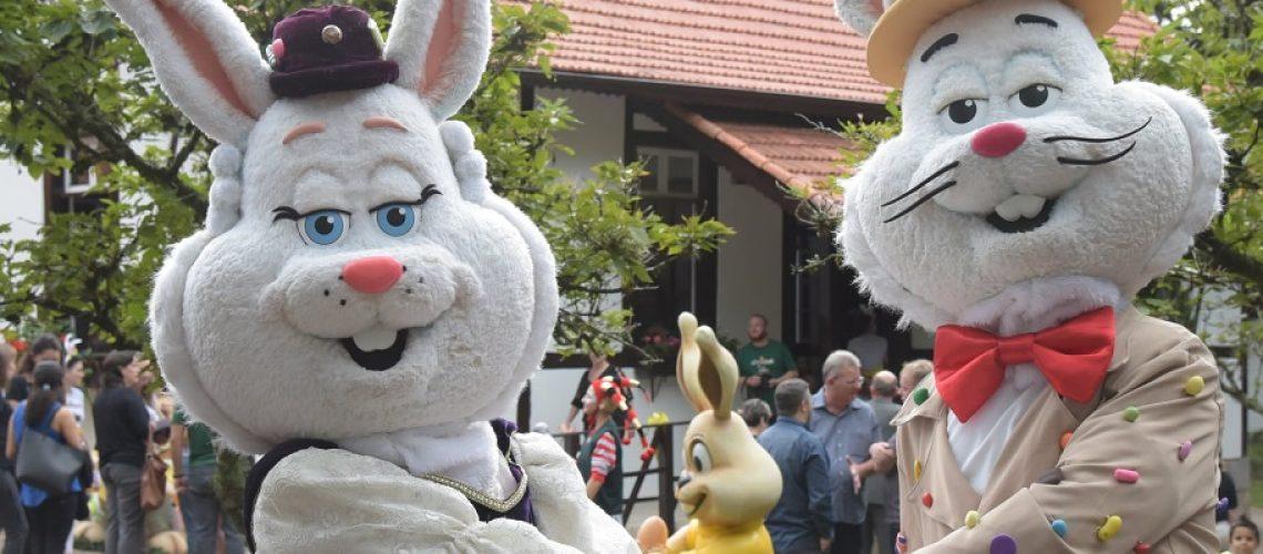 O Chocofest na Magia da Páscoa em Nova Petrópolis ocorre de 11 a 21 de abril de 2019/Foto: Divulgação/Chocofest