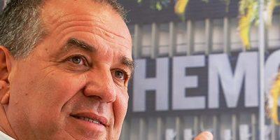 Michel Scaff - Presidente da Diretoria Executiva/Foto: Daniel Conzi