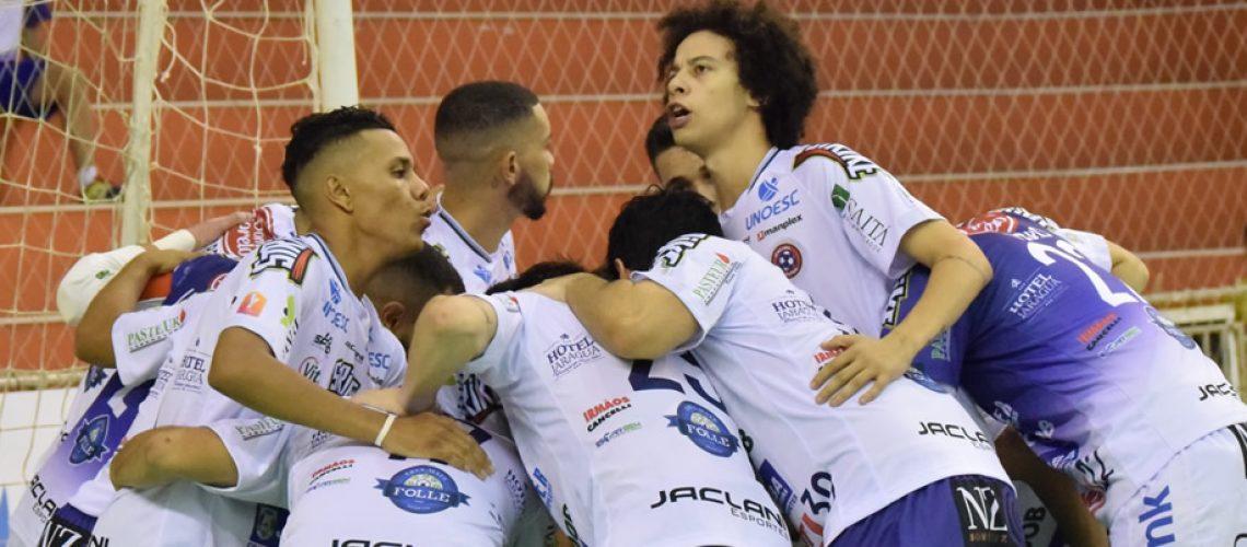 A Copa Tapera é o último compromisso do Joaçaba Futsal antes da estreia na LNF 2019/Foto Mayelle Hall