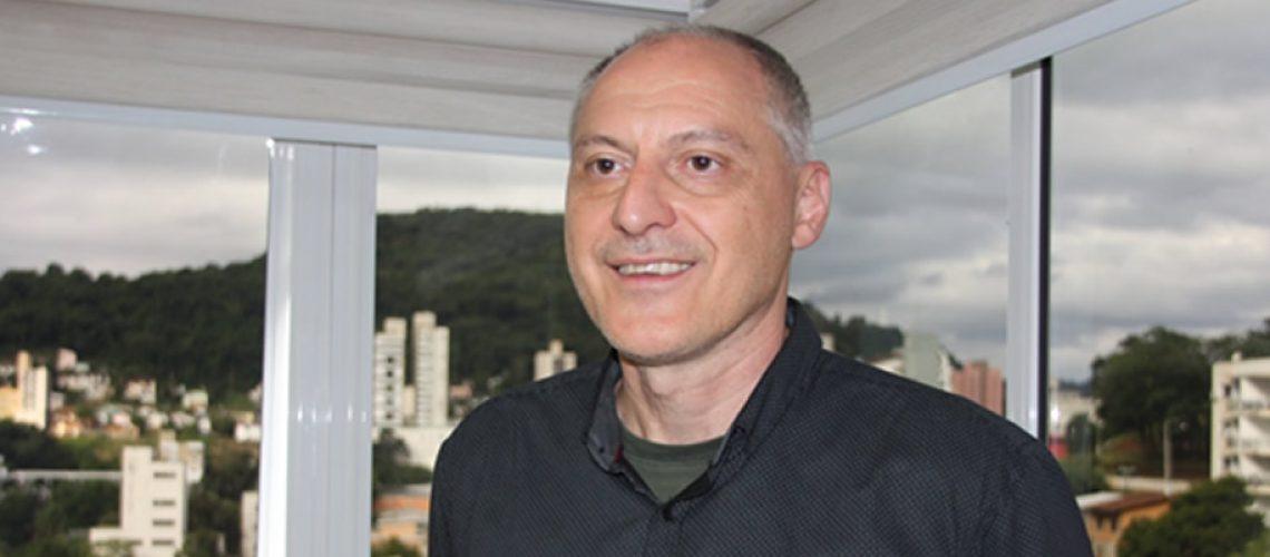 André Dalsenter - Vereador/Foto : Assessoria de Imprensa