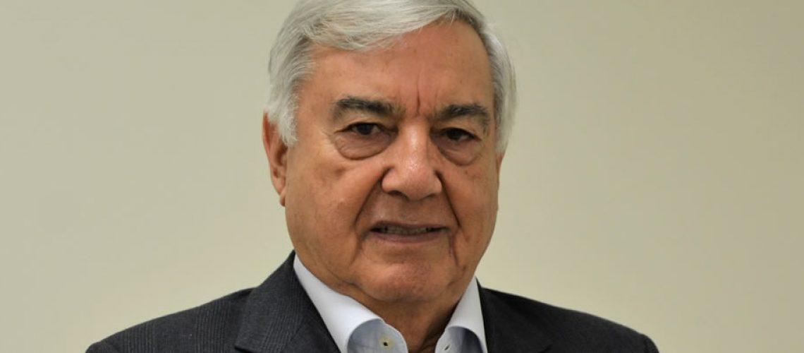 José Zeferino Pedrozo - Presidente da Federação da Agricultura e Pecuária do Estado de SC (Faesc) e do Serviço Nacional de Aprendizagem Rural (Senar/SC)